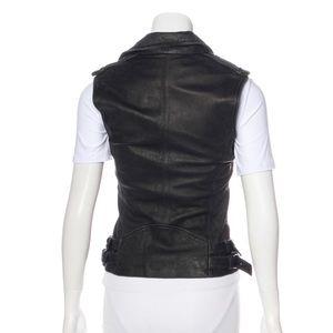 IRO Jackets & Coats - Iro Leather Moto Vest